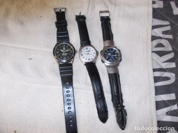 Relojes automáticos: RELOJ VICEROY AUTOMATICO OFICIAL REAL MADRID XX CENTENARIO MUY BUEN ESTADO LEER - Foto 2 - 212833943