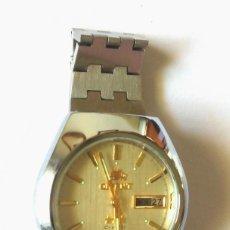 Relojes automáticos: RELOJ ORIENT CRYSTAL 3 ESTRELLAS AUTOMATICO FUNCIONANDO CON MUY POCO USO. Lote 213092771