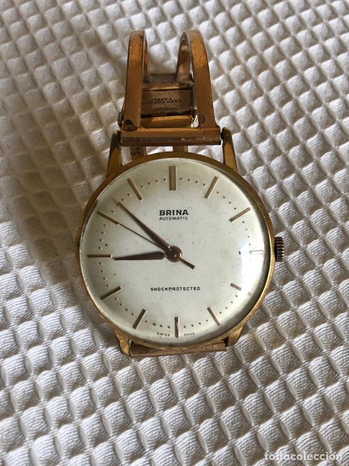 ANTIGUO RELOJ BRINA SHOCKPROTECTED (Relojes - Relojes Automáticos)