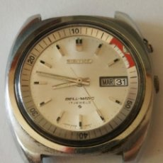 Relojes automáticos: RELOJ SEIKO AUTOMATICO BELL-MATIC 17 JEWELS.. Lote 213459775