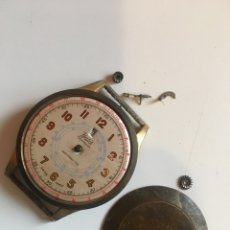 Relojes automáticos: RELOJ AUTOMÁTICO BASIC WATCH CALENDRIER. Lote 213501712