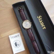 Relojes automáticos: RELOJ STAUER DE USA. MODELO MONEDA DE CARLOS III. SILVER SPANISH DOLLAR.. Lote 213597168