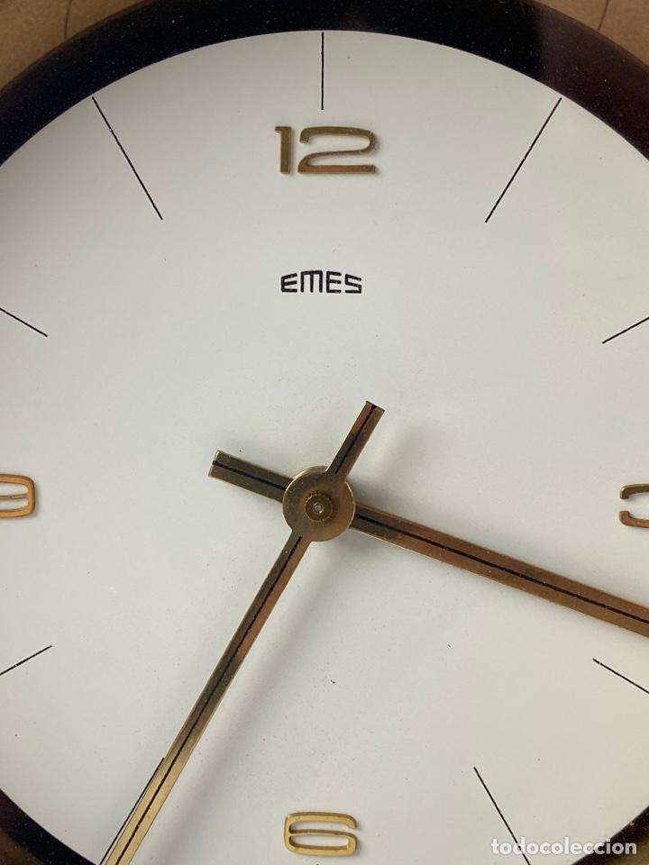 Relojes automáticos: RELOJ EMES DE SOBREMESA. AÑOS 50. - Foto 2 - 213705650