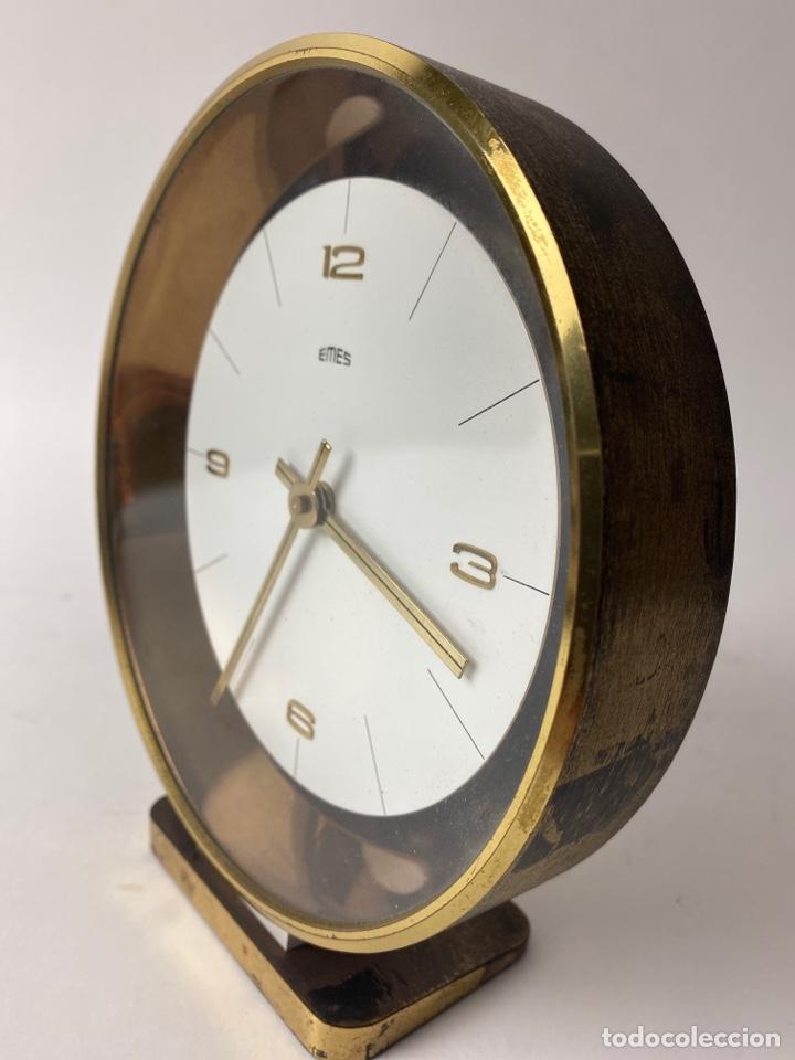 Relojes automáticos: RELOJ EMES DE SOBREMESA. AÑOS 50. - Foto 3 - 213705650