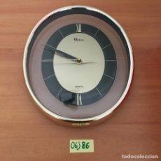 Relojes automáticos: RELOJ DE PARED. Lote 213921915