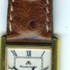 Relojes automáticos: RELOJ SEÑORA MAURICE LACROIX EN ORO. CALENDARIO. WATER RESISTANT MADE IN SWISSE MOD. 94535 1495.. Lote 214171393