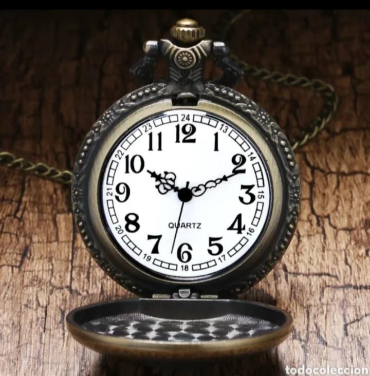 Relojes automáticos: RELOJ DE BOLSILLO CAMPO DE GOLF. GOLFISTA VINTAGE - Foto 2 - 214441487