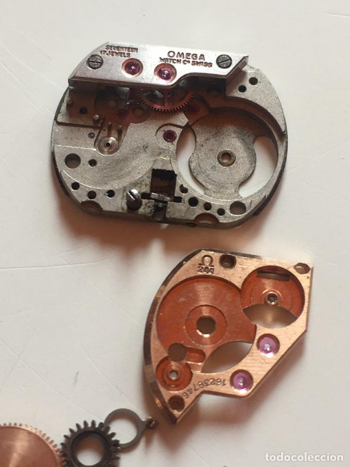 Relojes automáticos: Reloj omega 244 - Foto 4 - 214540423