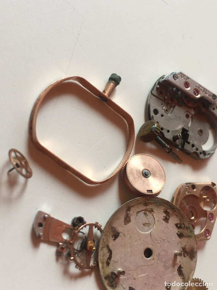Relojes automáticos: Reloj omega 244 - Foto 5 - 214540423