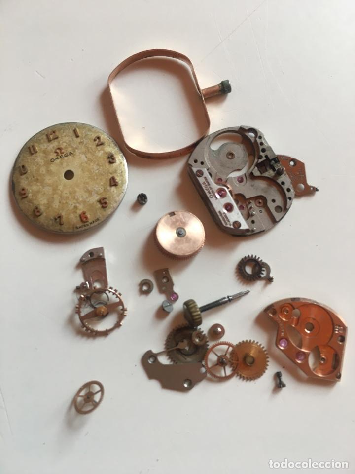 RELOJ OMEGA 244 (Relojes - Relojes Automáticos)
