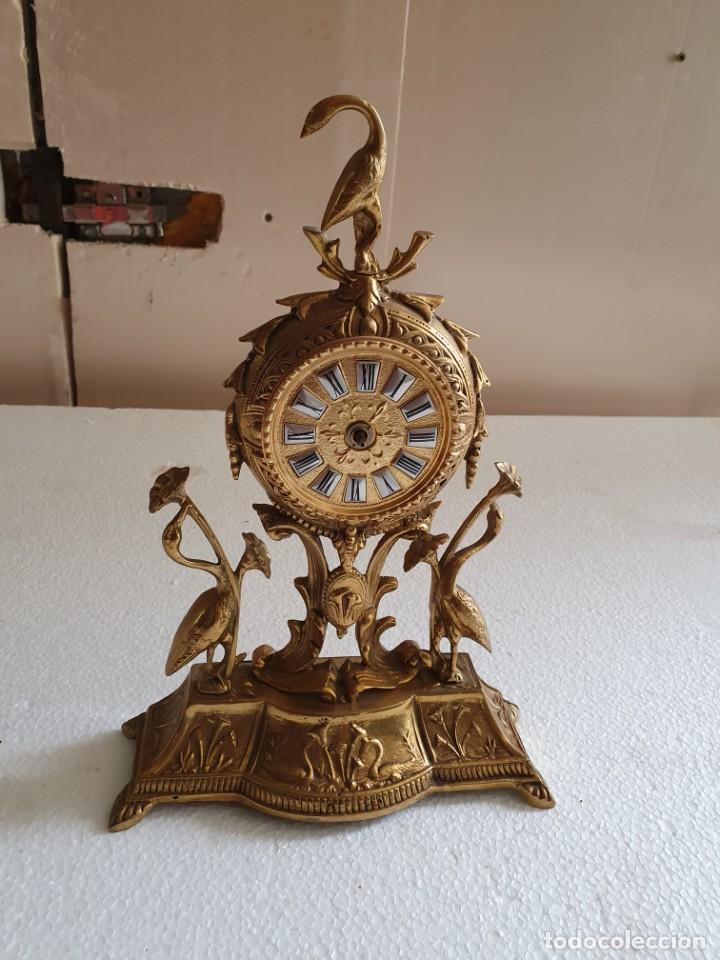 RELOJ DE BRONCE (Relojes - Relojes Automáticos)