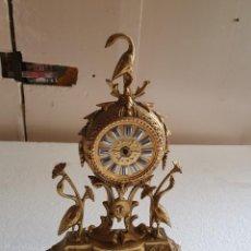Relojes automáticos: RELOJ DE BRONCE. Lote 214846912