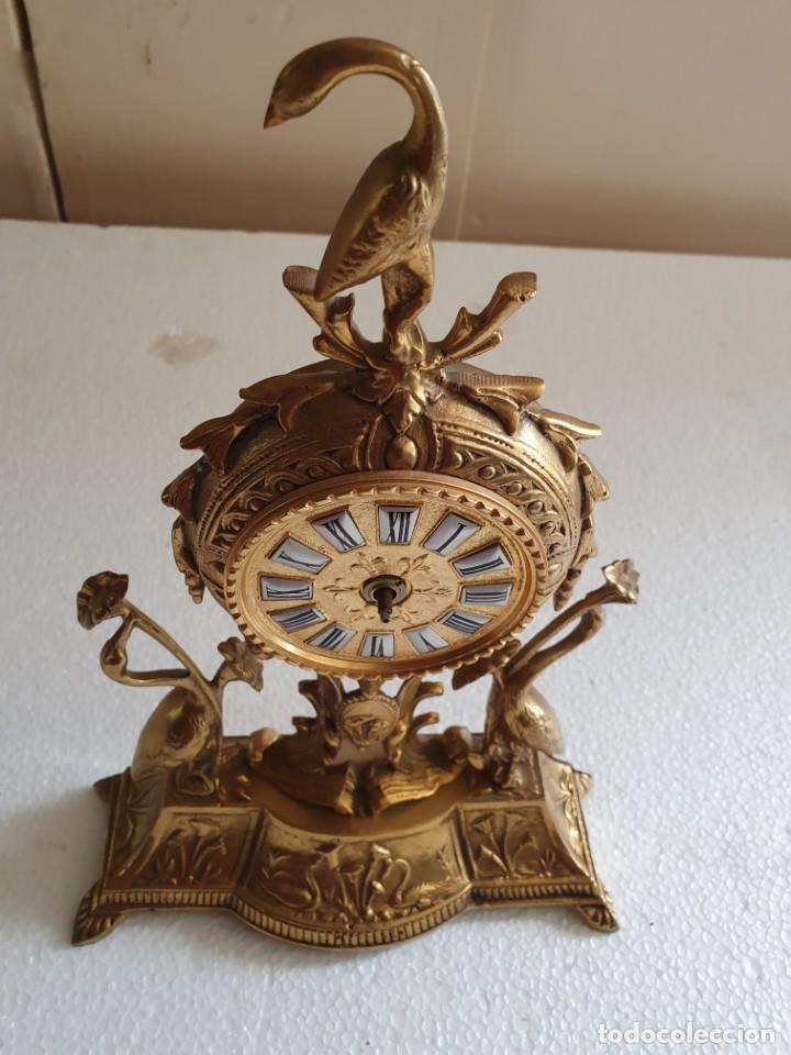 Relojes automáticos: RELOJ DE BRONCE - Foto 2 - 214846912