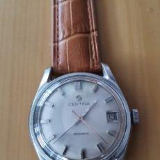 Relojes automáticos: CERTINA AUTOMATICO DS TORTUGA GAY FRÈRES DIVER 1 EDITION. Lote 214601851