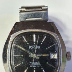 Relojes automáticos: RELOJ, FORSAM, 17 JEWELS, AUTOMATIC, EL DE LAS FOTOGRAFÍAS,. Lote 216486242