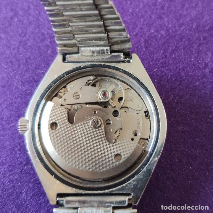 Relojes automáticos: ANTIGUO RELOJ DE PULSERA TITAN. SWISS. CARGA AUTOMATICA.EN FUNCIONAMIENTO.AÑOS 60.CABALLERO - Foto 4 - 216577945