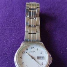 Relojes automáticos: ANTIGUO RELOJ DE PULSERA CITIZEN. JAPAN. CARGA AUTOMATICA.EN FUNCIONAMIENTO.AÑOS 60.CABALLERO. Lote 216578302