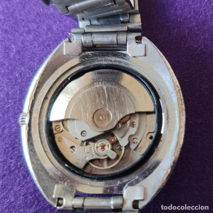 Relojes automáticos: ANTIGUO RELOJ DE PULSERA CLER. SWISS. CARGA AUTOMATICA.EN FUNCIONAMIENTO.AÑOS 60.CABALLERO - Foto 4 - 216578963