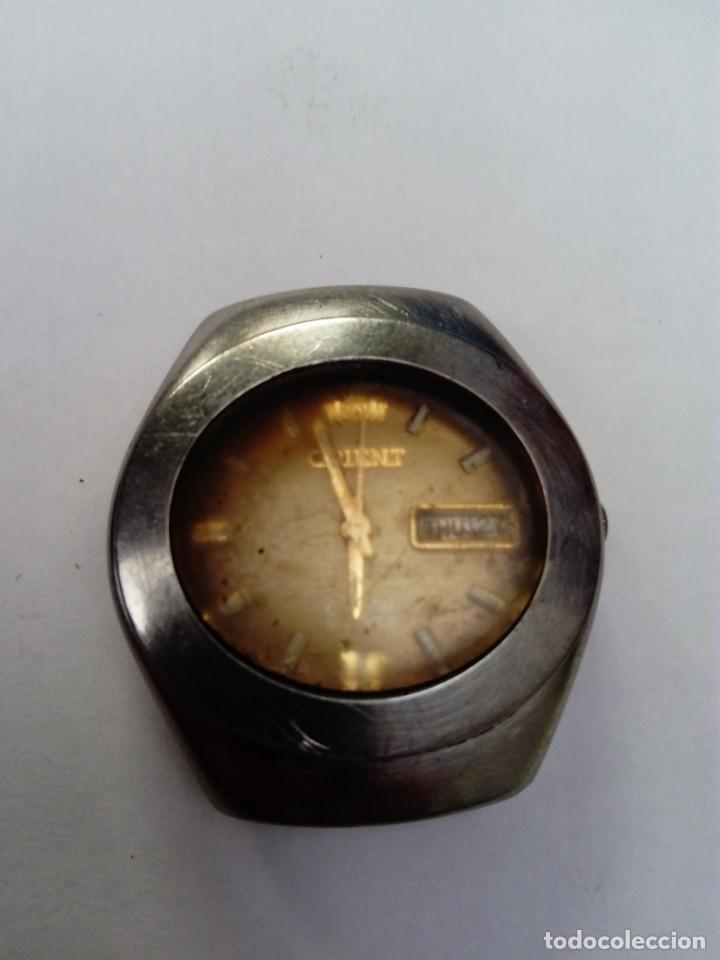 RELOJ ORIENT AUTOMÁTICO PARA PIEZAS O REPARACIÓN (Relojes - Relojes Automáticos)