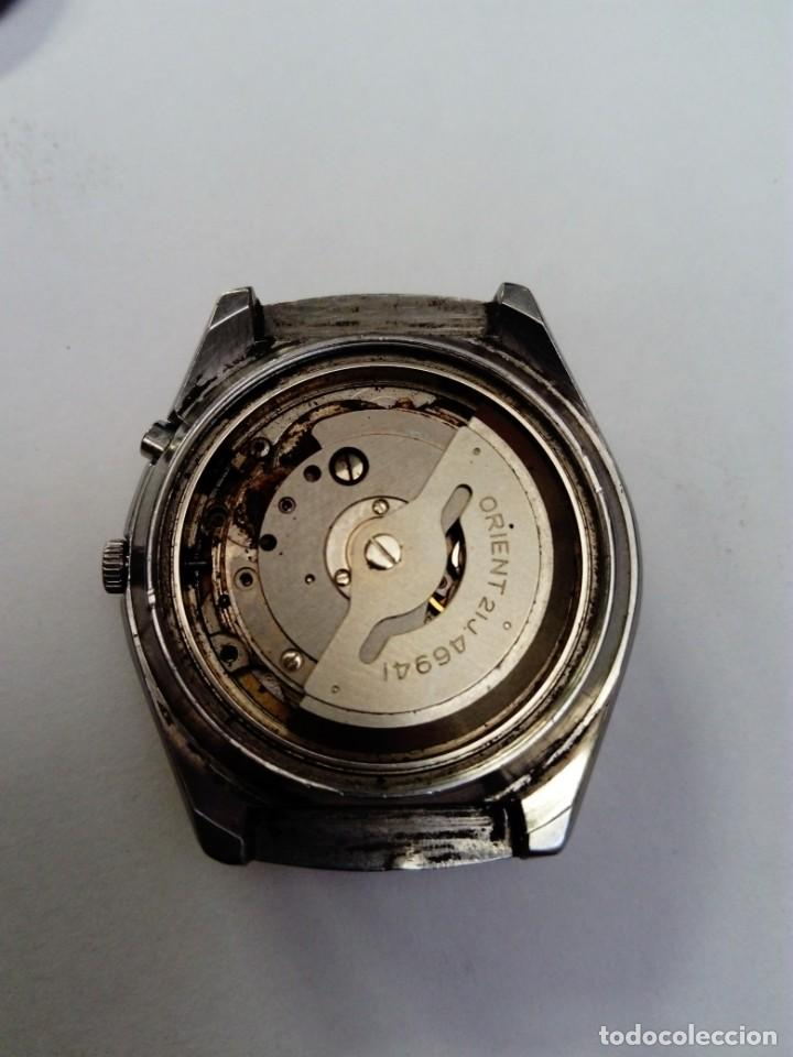 Relojes automáticos: Reloj Orient Automático para piezas o reparación - Foto 3 - 216670125