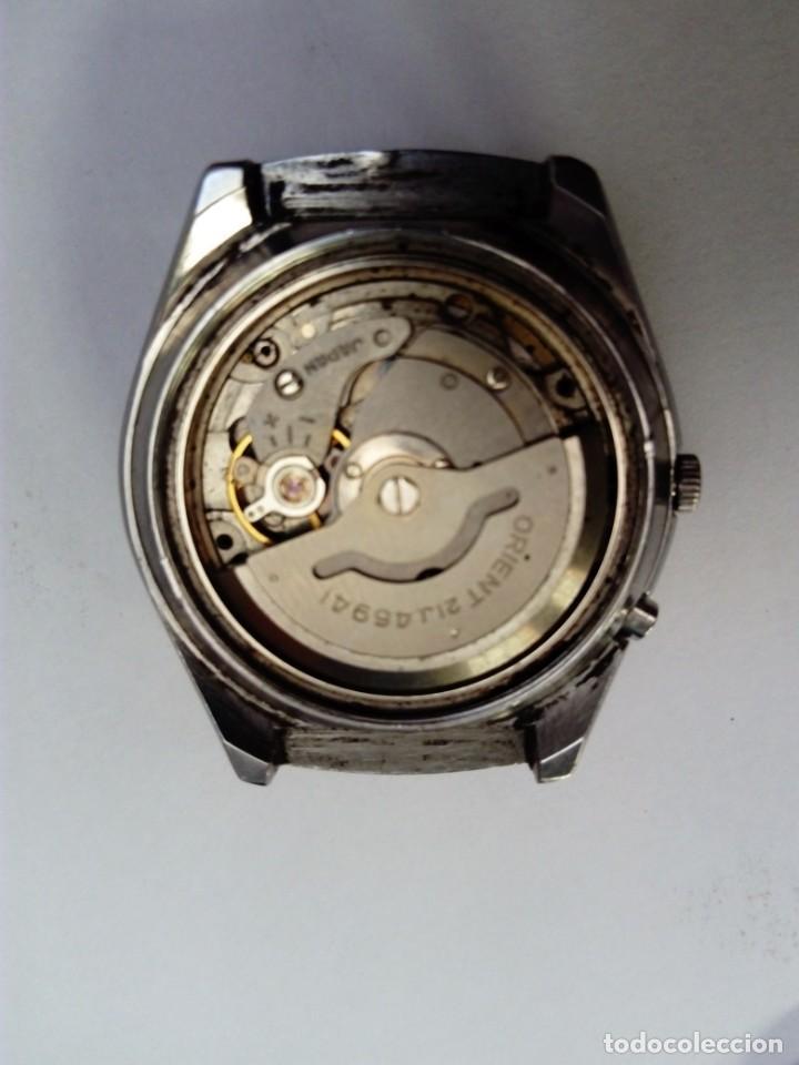 Relojes automáticos: Reloj Orient Automático para piezas o reparación - Foto 4 - 216670125