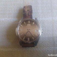 Relojes automáticos: RELOJ DE CABALLERO ORIENT AUTOMATICO 21 JEWELS MEDIDA 3,5CM CON LA CORONA FUNCIONA MIREN FOTOS. Lote 217318430