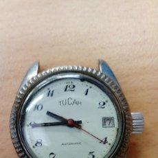 Relojes automáticos: RELOJ TUCAH AUTOMÁTICO. Lote 217690883
