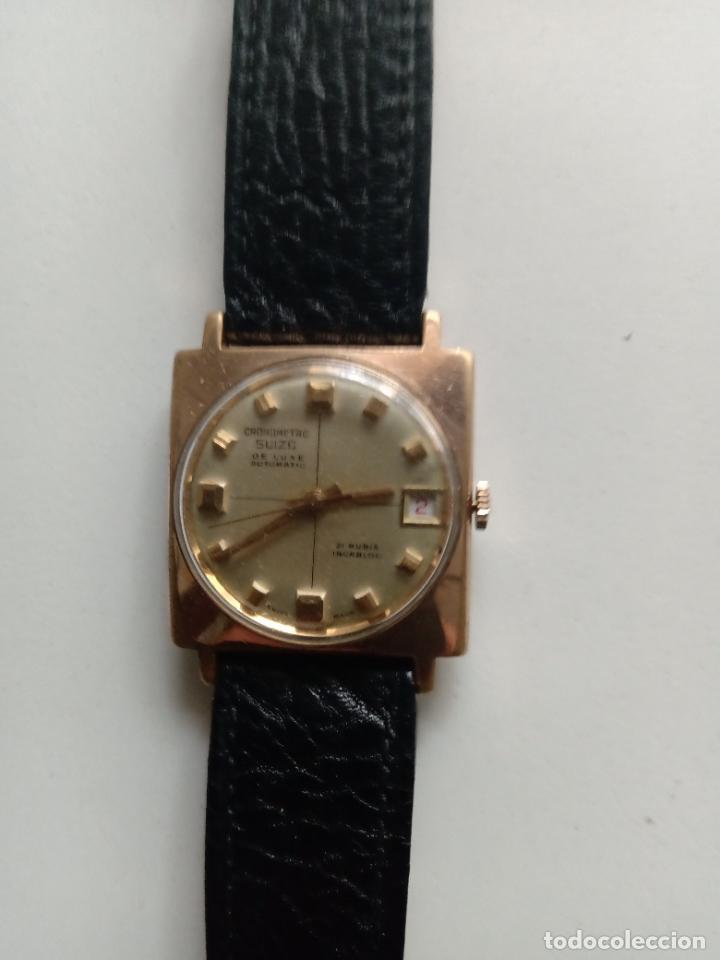 Relojes automáticos: RELOJ CRONOMETRO AUTOMÁTICO - Foto 8 - 31328399