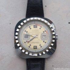 Relojes automáticos: IMPRESIONANTE RELOJ DE PULSERA SÚPER DATOMATIC CON CALENDARIO TAMAÑO GRANDE. Lote 218714147
