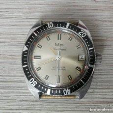 Relojes automáticos: RELOJ DE LA MARCA FRANCESA MP SEATIME - MONTRES DE PRÉCISION - 25 RUBÍS AUTOMATIC - GERMANY - WATERP. Lote 220257662