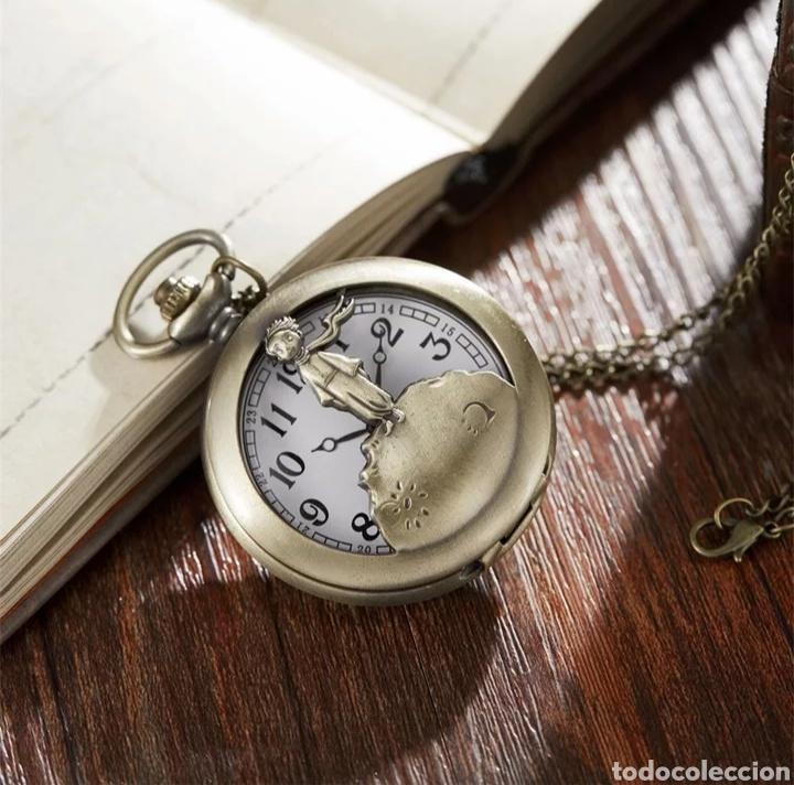 Relojes automáticos: RELOJ DE BOLSILLO EL PRINCIPITO. LE PETIT PRINCE. VINTAGE - Foto 4 - 220286118