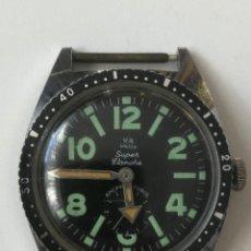 Relojes automáticos: PRECIOSO RELOJ VINTAGE DE PULSERA - AÑOS 60-70 - FUNCIONANDO - V.R WATCH SUPER ÉTANCHE - ANCRE 17 RU. Lote 220460612