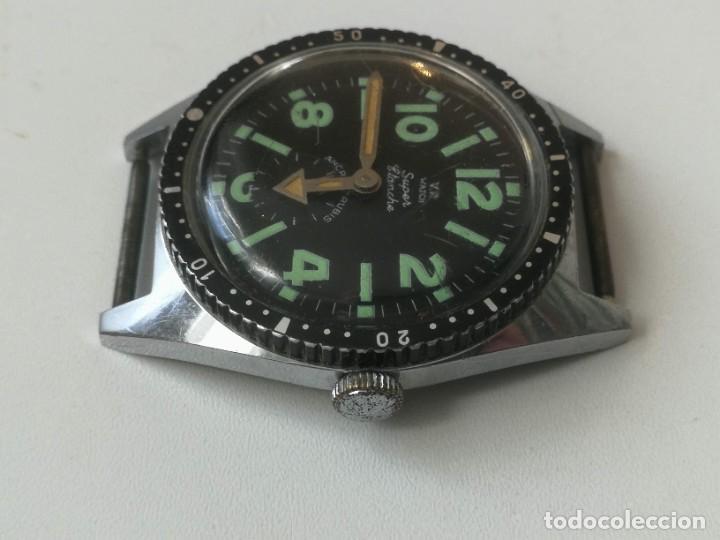 Relojes automáticos: PRECIOSO RELOJ VINTAGE DE PULSERA - AÑOS 60-70 - FUNCIONANDO - V.R WATCH SUPER ÉTANCHE - ANCRE 17 RU - Foto 4 - 220460612