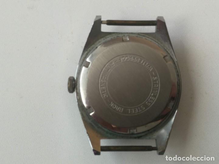 Relojes automáticos: PRECIOSO RELOJ VINTAGE DE PULSERA - AÑOS 60-70 - FUNCIONANDO - V.R WATCH SUPER ÉTANCHE - ANCRE 17 RU - Foto 5 - 220460612