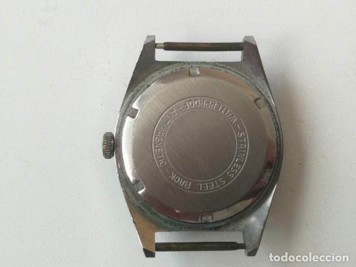 Relojes automáticos: PRECIOSO RELOJ VINTAGE DE PULSERA - AÑOS 60-70 - FUNCIONANDO - V.R WATCH SUPER ÉTANCHE - ANCRE 17 RU - Foto 6 - 220460612