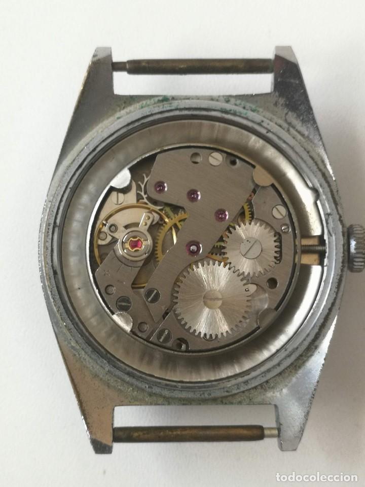 Relojes automáticos: PRECIOSO RELOJ VINTAGE DE PULSERA - AÑOS 60-70 - FUNCIONANDO - V.R WATCH SUPER ÉTANCHE - ANCRE 17 RU - Foto 7 - 220460612