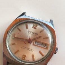 Relojes automáticos: RELOJ POLWATCH. Lote 220719778