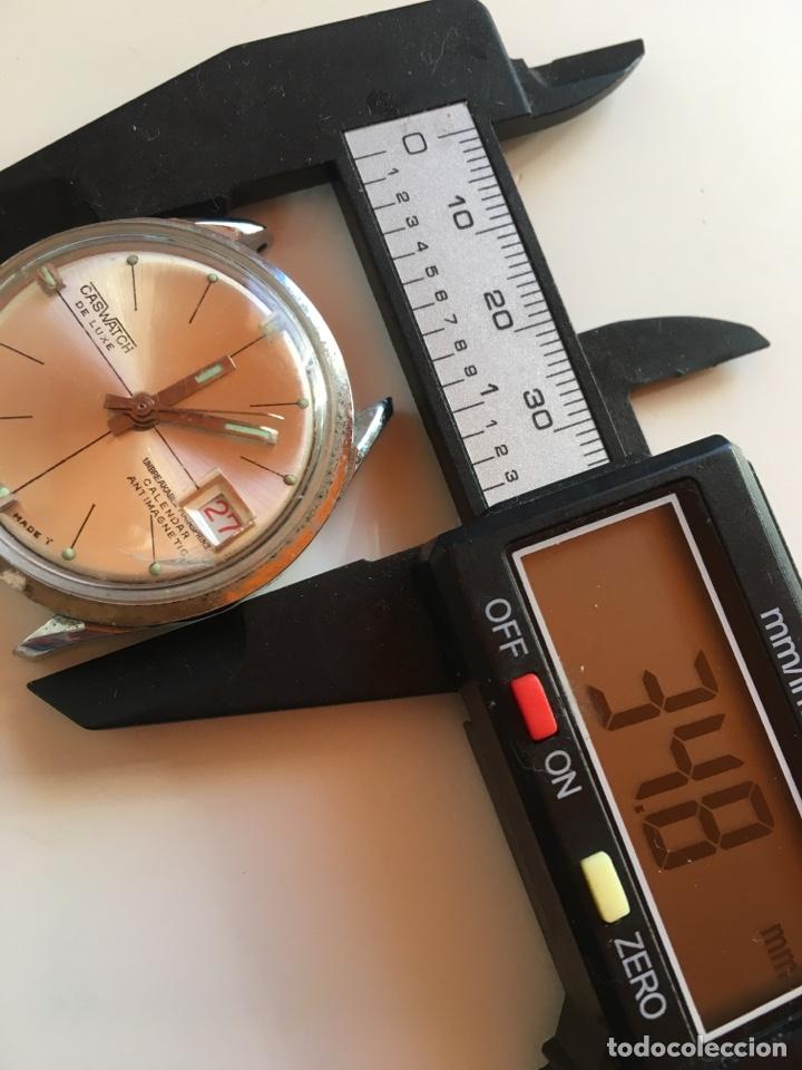 Relojes automáticos: Reloj CASWATCH - Foto 2 - 220720853