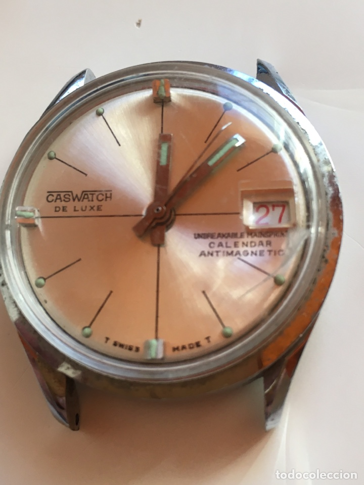 RELOJ CASWATCH (Relojes - Relojes Automáticos)
