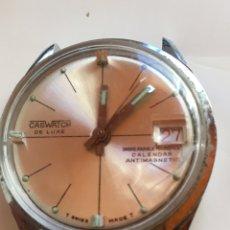Relojes automáticos: RELOJ CASWATCH. Lote 220720853