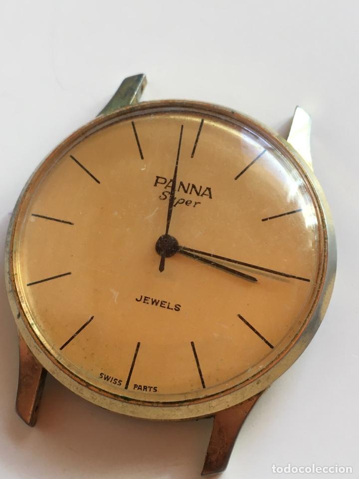 RELOJ PANNA SUPER (Relojes - Relojes Automáticos)