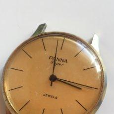 Relojes automáticos: RELOJ PANNA SUPER. Lote 220721862