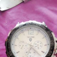 Relojes automáticos: RELOJ DE PULSERA MARCA TEVISE AUTOMÁTICO. Lote 220971622