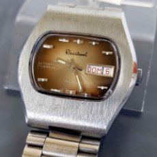Relojes automáticos: RELOJ OCCIDENT, AUTOMÁTICO, VINTAGE. NOS (NEW OLD STOCK). Lote 220981785