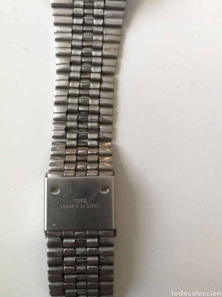 Relojes automáticos: RELOJ AUTOMÁTICO DE LA MARCA FRANCESA MP - MONTRES DE PRÉCISION - 25 RUBÍS INCABLOC - SWISS MADE - - Foto 3 - 221107807