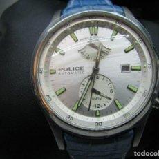 Relojes automáticos: RELOJ MARCA POLICE AUTOMATICO NUEVO. Lote 221312253