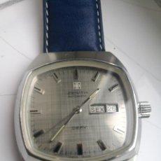 Relojes automáticos: ZENITH DEFY (TV). Lote 221373666