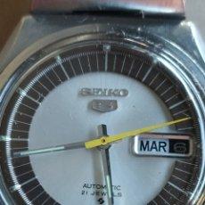 Relógios automáticos: SEIKO 5 AUTOMATICO 6119-8500. Lote 221401397