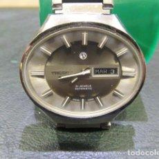 Relojes automáticos: ANTIGUO RELOJ TRESSA AUTOMÁTICO DOBLE CALENDARIO EN VENTA DE NUEVO POR INFORMALIDAD DEL COMPRADOR. Lote 221530617