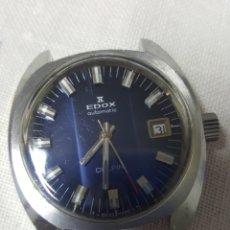 Relojes automáticos: RELOJ EDOX DELFIN AUTOMATICO 21 RUBIS.. Lote 221656831